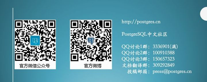 CENTER_PostgreSQL_Community
